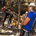 Beginners Abseiling and Rockclimbing - Melbourne