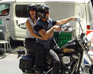 Harley Ride Dandenong Ranges 3hr Ride - Melbourne