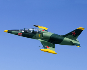 Fighter Jet Flight, L-39 Familiarisation Mission, 20-minute - Hunter V