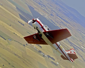 Aerobatic Yak Flight 45 minute Melbourne