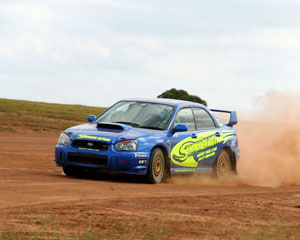 Rally Driving Half Day - Perth