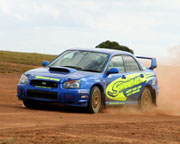 Rally Driving Perth - 32 Lap Drive AND 2 Hot Laps