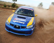 Rally Driving 2 Car 16 Lap Blast - Bakers Hill, Perth