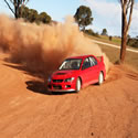 Rally Driving Turbocharged 6-pack - Melbourne