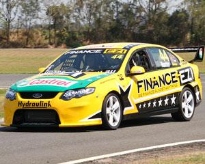 V8 Super School 6 Lap Test Drive - Gold Coast