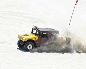 600hp Race Hummer Sand Dune Blast Perth