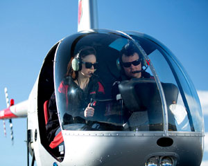 Helicopter Flying Lesson, Learn To Fly - Caloundra