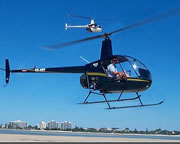 Helicopter, Training Introductory Flight - Caloundra
