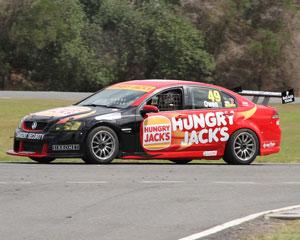 V8 Super School 12 Lap Drive - Gold Coast