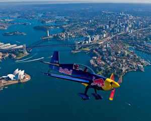 Aerobatics Flight, Red Bull Stunt Plane, 30-minute - Sydney