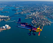 Aerobatic Flight, Red Bull Stunt Plane, 30-minute - Sydney