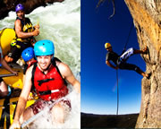 White Water Kayaking & Abseiling, Full Day - Yarra River, Melbourne