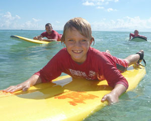 Surfing for 2, Learn to Surf for 2 at Coolangatta Beach - Gold Coast