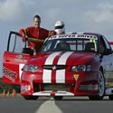 V8 Race Car 3 Lap Blast For 10 People - Perth
