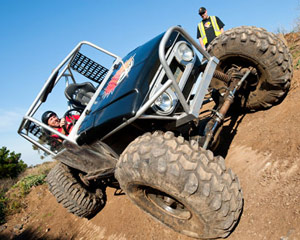 Extreme Monster 4X4 Comp Drive AND Ride (INCLUDES PASSENGER RIDE) - Av