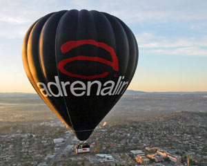 Hot Air Balloon Melbourne CBD, City Flight INCLUDES FULL GOURMET BREAKFAST