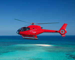 Heli-Cruise-Heli Reef Adventure, Half Day - Cairns