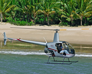 Helicopter, Training Introductory Flight - Cairns