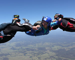 Skydiving Coffs Harbour - Learn to Skydive, AFF Course Stage 1