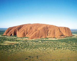 Ayers Rock Heli Tour Uluru, Half Day (up to 4 people) - Alice Springs