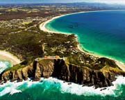 Helicopter 35min Scenic Flight For 2 People - Byron Bay