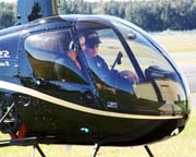 Helicopter Lesson, Learn To Fly, 35 min - Ballina