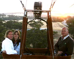 Hot Air Ballooning, Weekend Private Charter - Perth