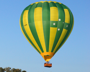 Hot Air Balloon Weekday Flight - Perth
