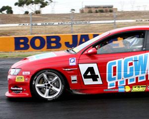 V8 Race Car Drive, 8 Lap Gold Pass - Barbagallo Perth