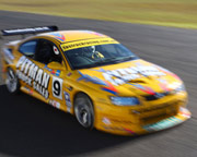 V8 Race Car Drive - Barbagallo, Perth