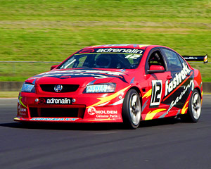 V8 Race Car Drive - Eastern Creek, Sydney