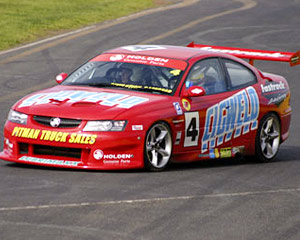 V8 Race Car Drive, 5 Lap Red Pass - Calder Park Melbourne