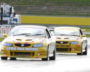 V8 Race Car Drive, 6 Lap Gold Pass - Mallala Adelaide