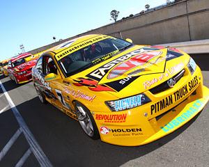 Car Race Port Adelaide