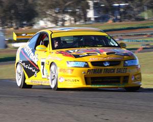 V8 Race Car Drive, 8 Lap Gold Pass - Calder Park Melbourne