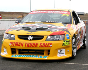 V8 Race Car Ride, 3 Laps Front Seat - Mallala Adelaide