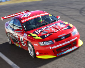 V8 Race Car Ride (FRONT SEAT!) - Calder Park, Melbourne