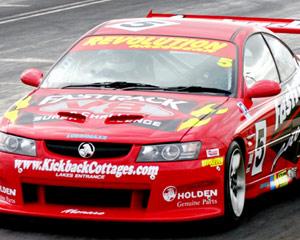 V8 Race Car Ride, 3 Laps Front Seat - Calder Park Melbourne