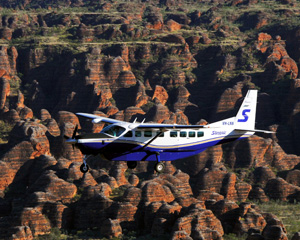 Bungle Bungle & Lake Argyle Scenic Flight - Northern WA