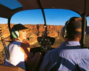 Bungle Bungle Helicopter Flight 'long look', 48 mins- Northern WA