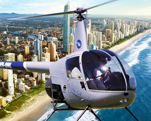 Helicopter 30-minute Flying Lesson, Learn To Fly - Gold Coast