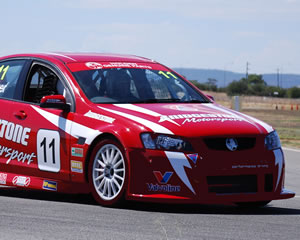 V8 Race Car 6 Lap Super Drive - Perth