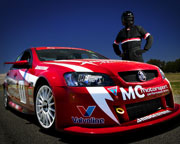 V8 Race Car 6 Lap Drive - Perth