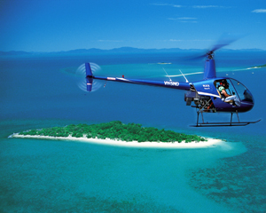 Helicopter 20minute Flying Lesson Learn To Fly  Whitsundays  Adrenaline