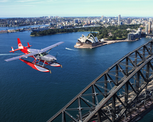 Sydney Seaplanes Scenic Flight - 15 Minute Sydney Highlights