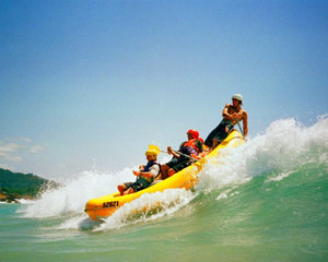 Surf Rafting, Coffs Harbour