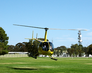 Helicopter, 20-minute Scenic Flight for 2 - Barossa Valley
