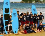 Surfing, School Holiday Surf Camp - Central Coast