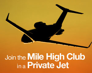 Join the Mile High Club in a Private Jet - Australia Wide