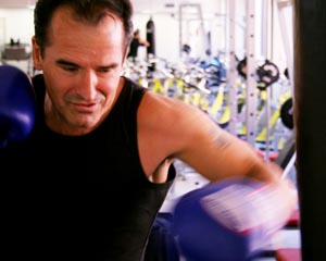 Personal Training with Greg McKenzie, Men's Session - Sydney